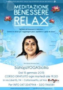 Corso yoga Caltanissetta