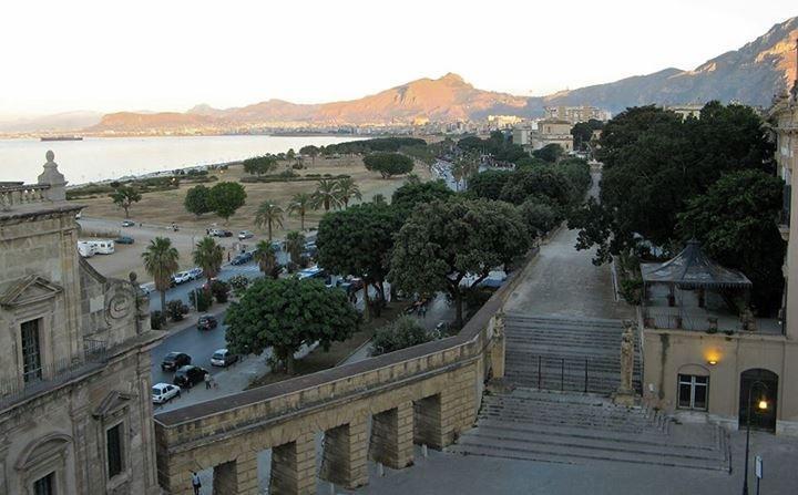 La Passeggiata delle Mura delle Cattive di Palermo