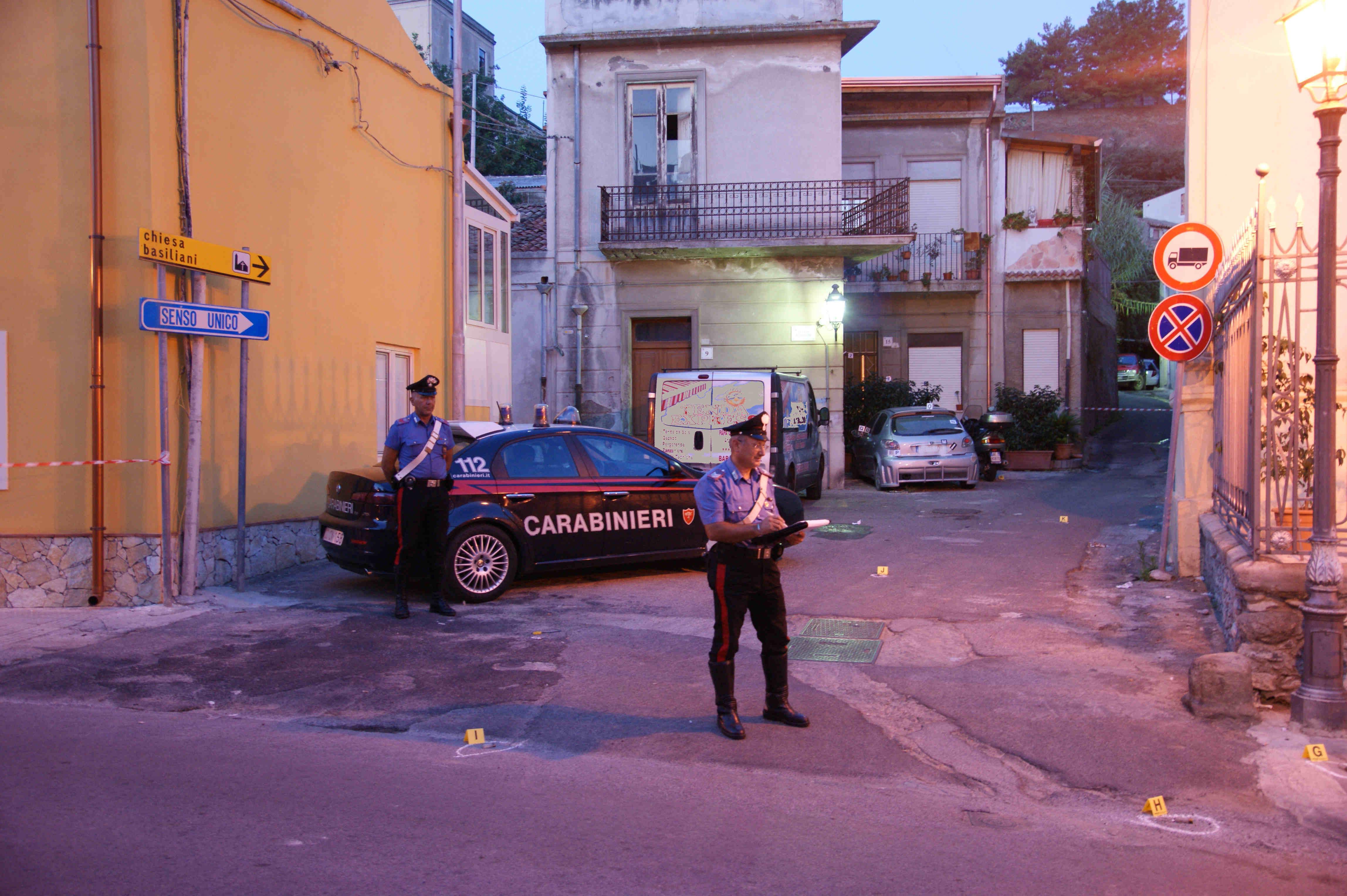 Barcellona me tentato omicidio fermati padre e figlio for Agosto a barcellona