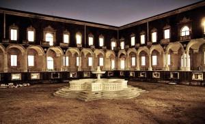 Monastero chiostro_ponente_Salvo_Puccio