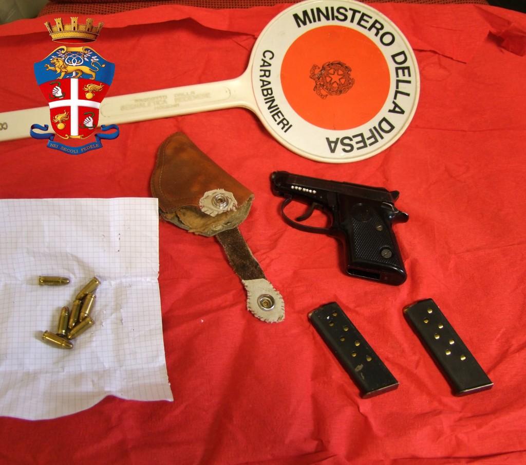 Enna: operazione Go Kart, armi e munizioni sequestrate ...