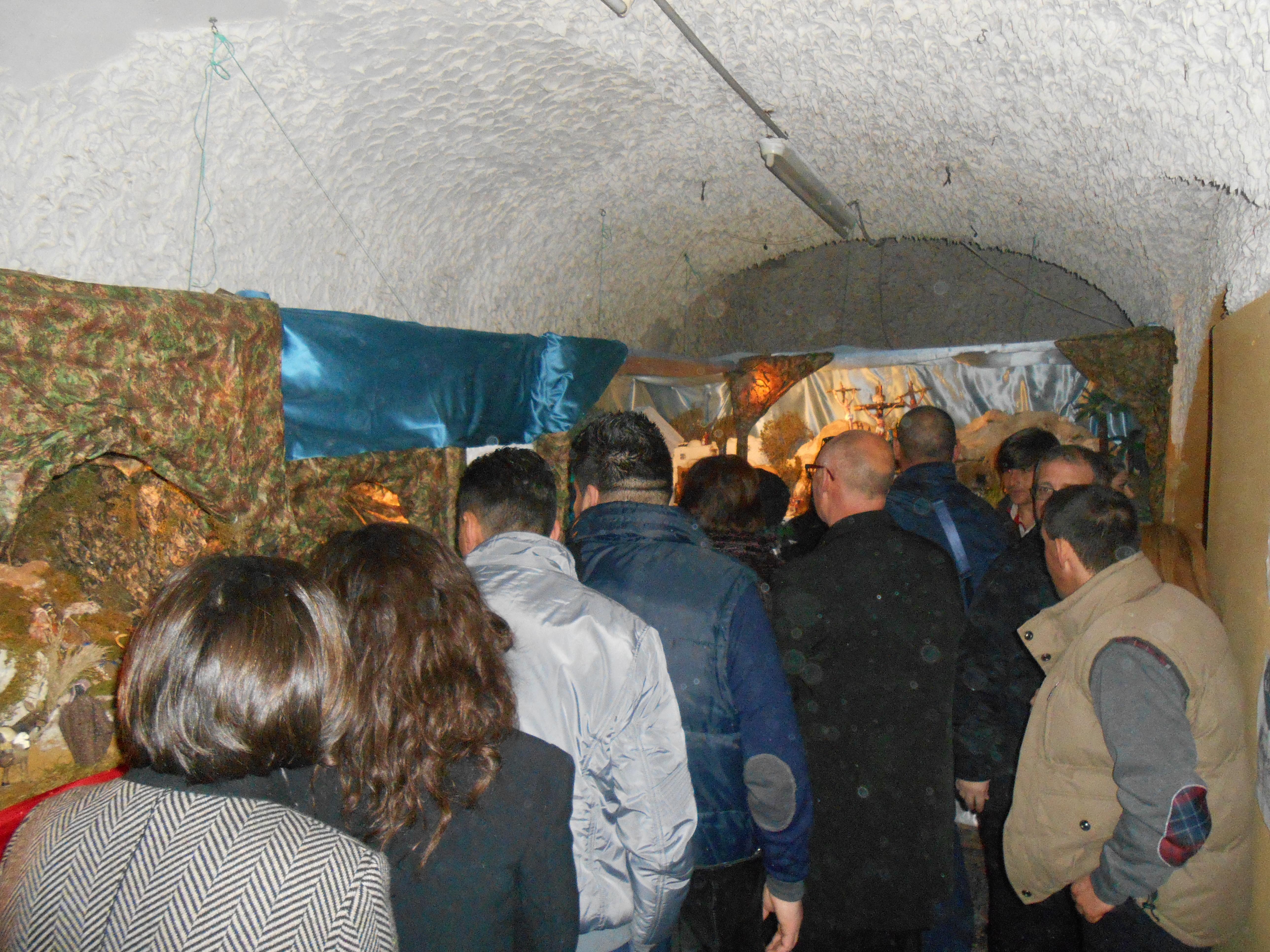 Presepe Grotte 3