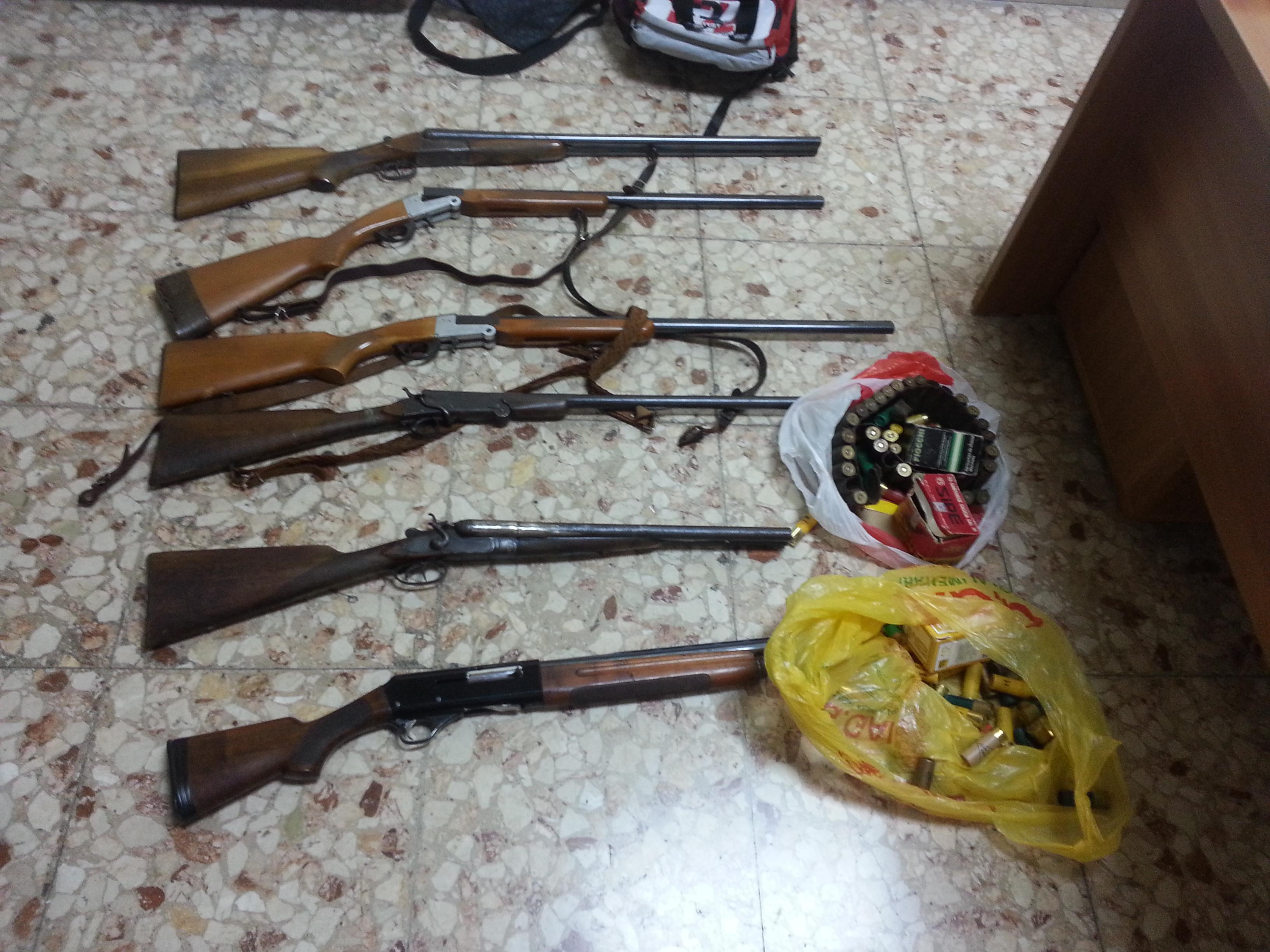 Maxi sequestro di armi e droga a Librino$