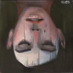 Gianluca Cavallo, Clarissa D, 2009, olio su tela, 96 x 96 cm