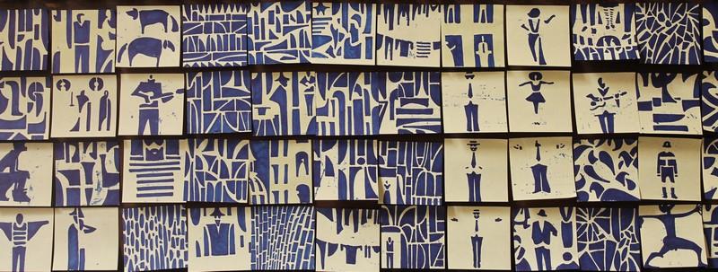 Gianluca Cavallo Post it, 2014, inchiostro su carta, dimensioni variabili