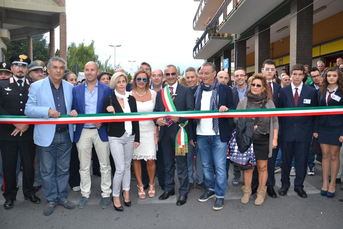 Inaugurazione Expo del Pistacchio 2015