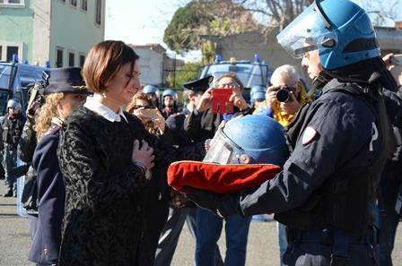 Catania: la polizia ricorda Filippo Raciti a 10 anni dalla morte