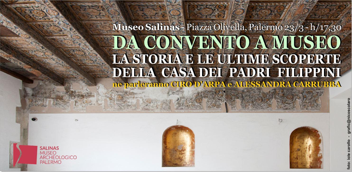 DA CONVENTO A MUSEO FB POST JPG