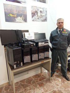 Scommesse illegali finanza Messina
