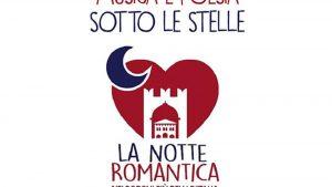 Notte romantica dei borghi piu belli d'italia
