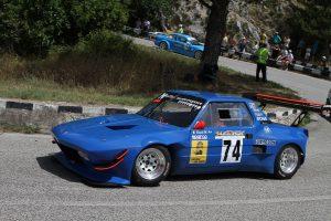CST Manuel Dondi su Fiat X19