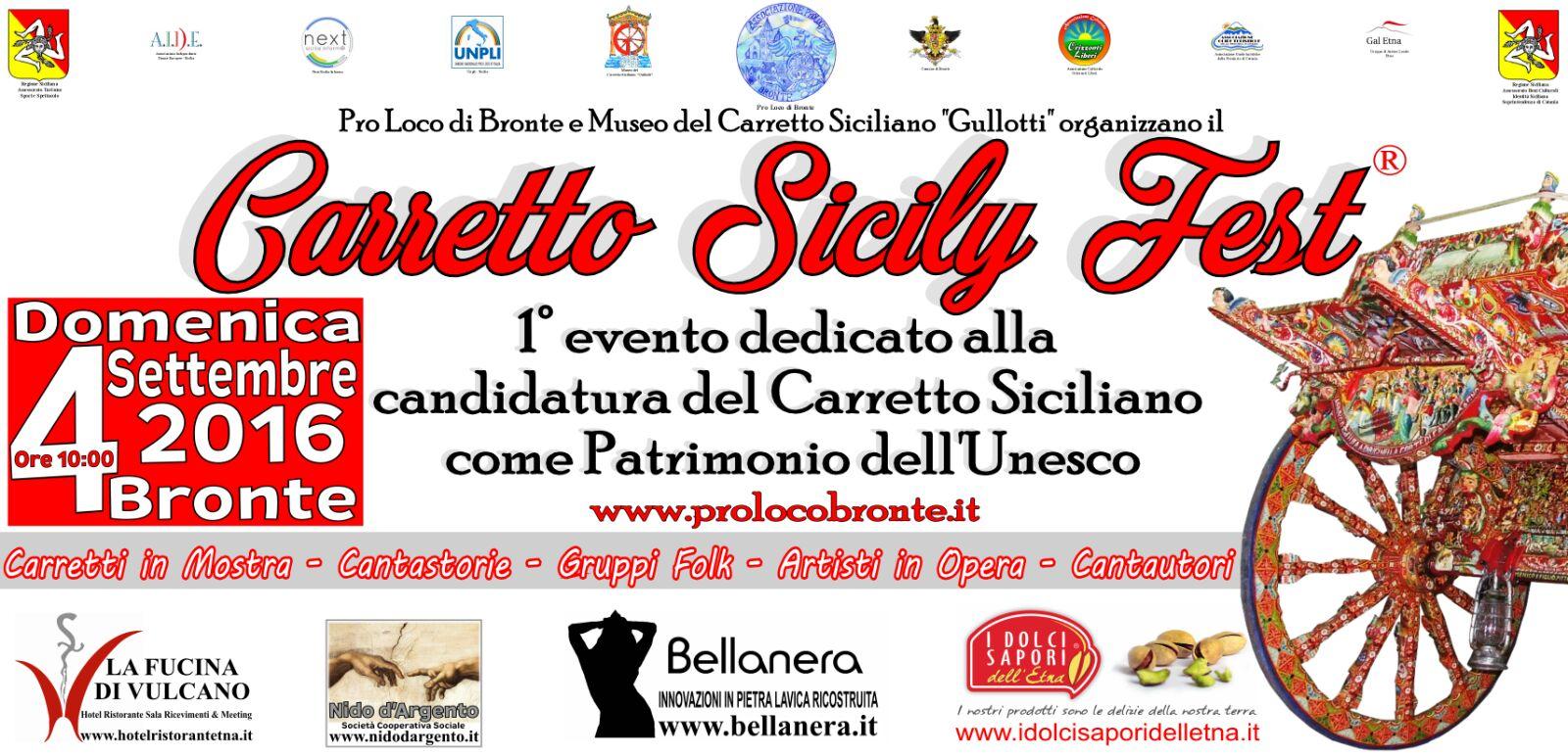 Carretto Sicily fest