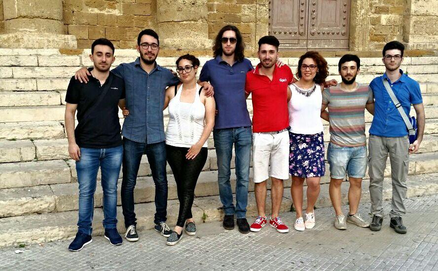 DIM - Fronte Giovanile Segretario e Dirigenti