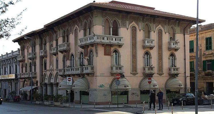 Isolato 307 (Arch. Gino Coppedè) – Corso Cavour, Messina
