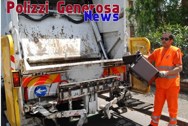 Polizzi Generosa servizio di raccolta materiale organico