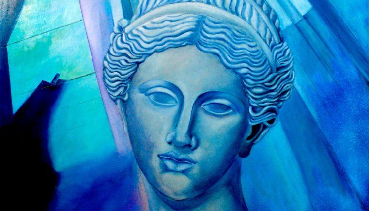 Un dipinto do Antonella Serratore