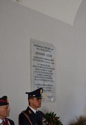 Giovanni Lizzio commemorazione