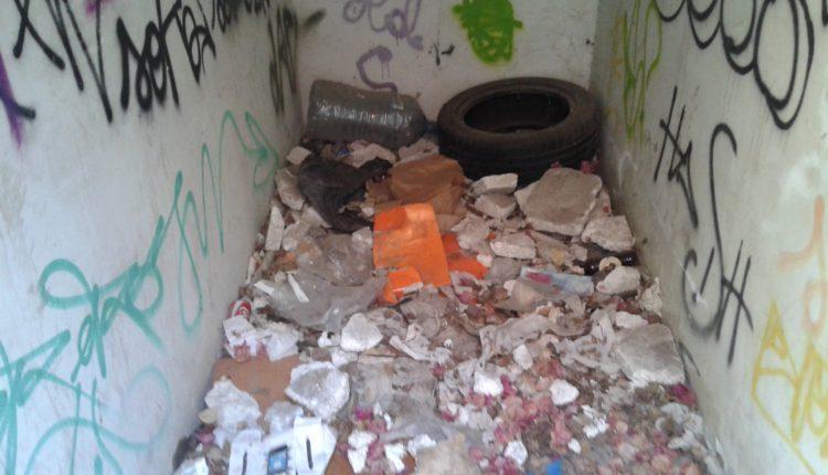 atti vandalici e recupero-palanesima catania (1)