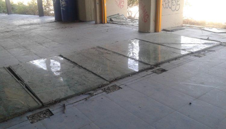 atti vandalici e recupero-palanesima catania (2)