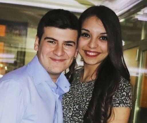 Salvatore Bivacqua e Cristina ARcodia
