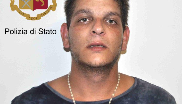 arresti ragusa 6 luglio DANGELO Andrea 03.11.1987 COMISO1.jpg-