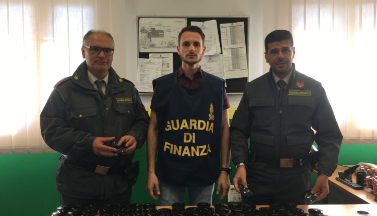 cosmetici sequestrati Palermo