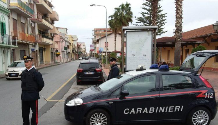 carabinieri Scaletta Zanclea