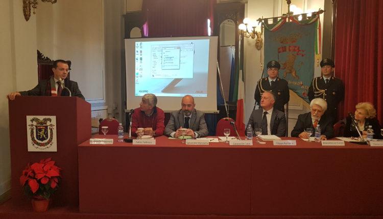 Convegno centenario Palazzo dei Leoni