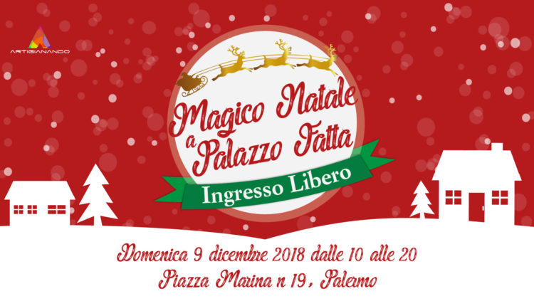 Magico Natale al Palazzo
