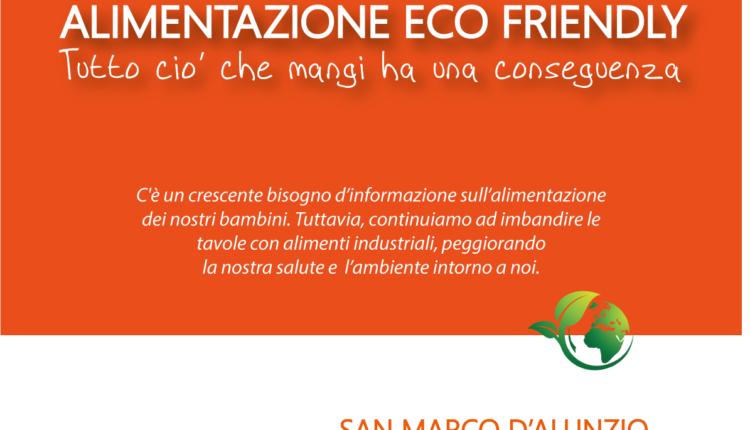 alimentazione eco friendly