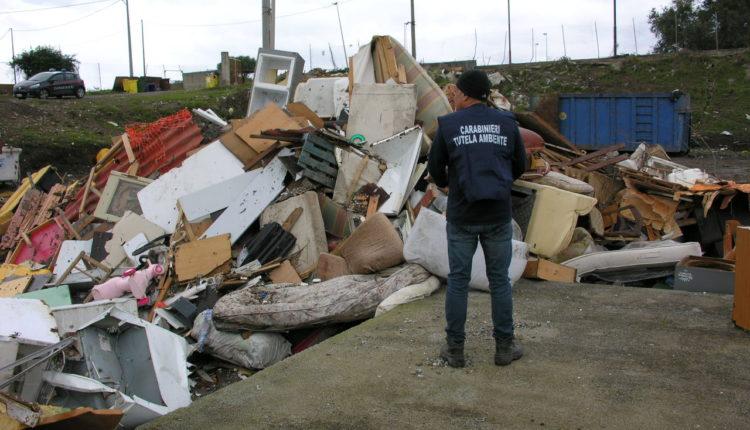 sequestro rifiuti Milazzo (3)