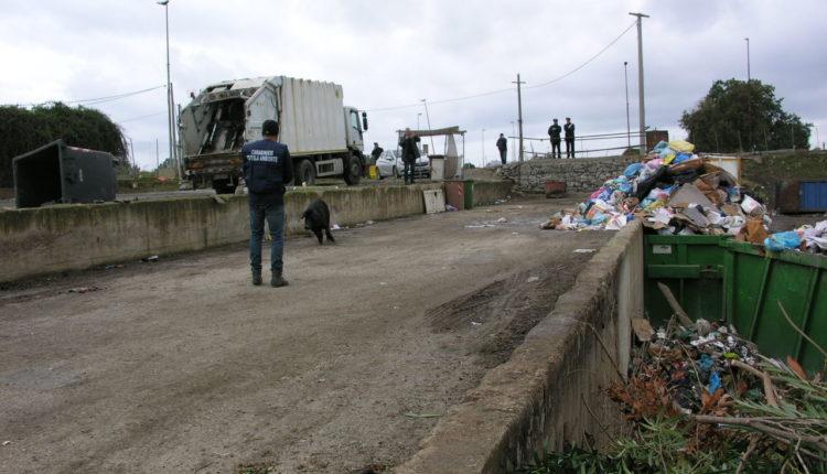sequestro rifiuti Milazzo (4)