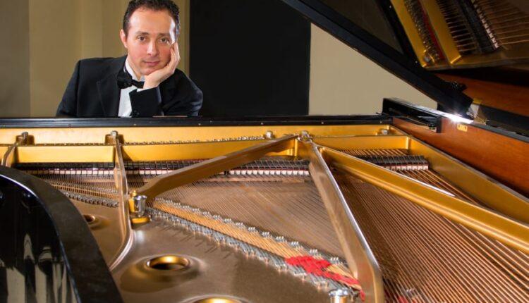 1 ottobre, Carmine Calabrese, pianista