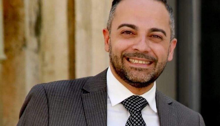 Filippo Tripoli vice presidente Alma Patti