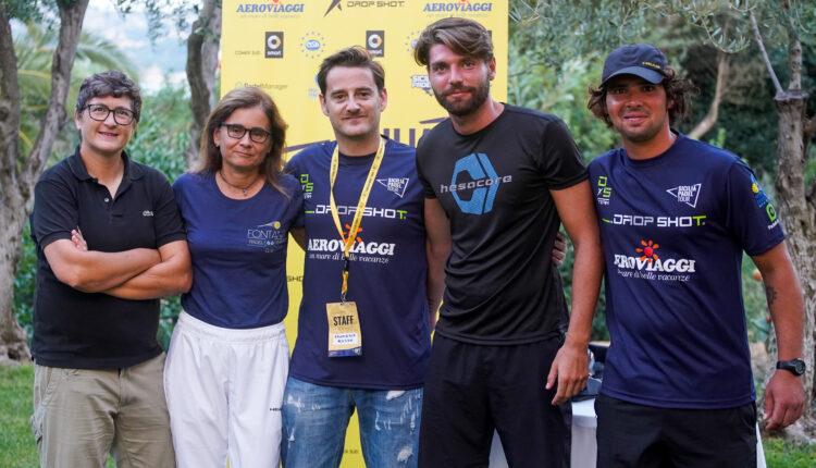 Francesco Russo con i vincitori del SPT Summer