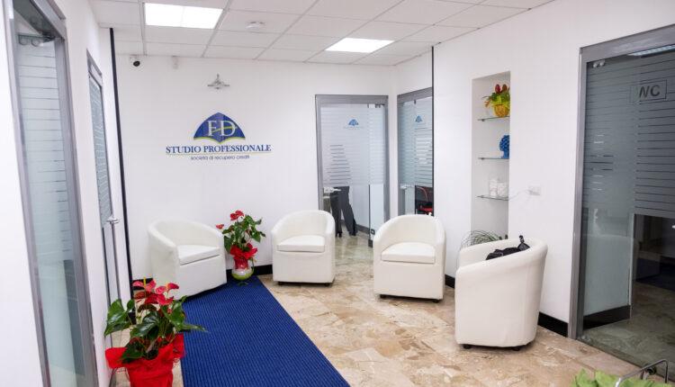 La sede centrale di FD Studio Professionale