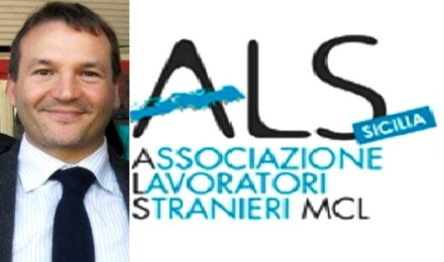 PAOLO RAGUSA (pres. ASL-MCL SICILIA e vice PRES. NAZ. ALS-MCL )