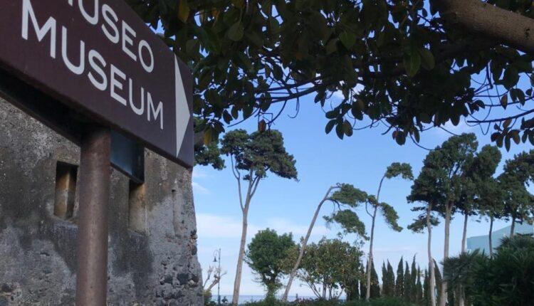 PNT, NAX, Museo Archeologico, esterni