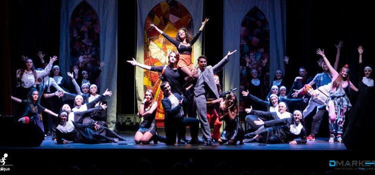 Uno dei musical della Compagnia dei Balocchi – foto Dino Costa