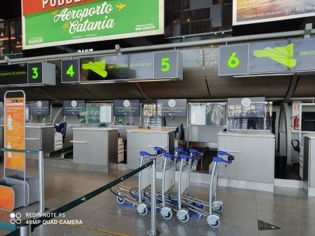 check-in aereoporto