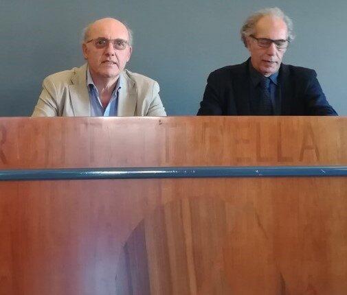 da sx Amaro (Catania) e Miceli (Palermo)