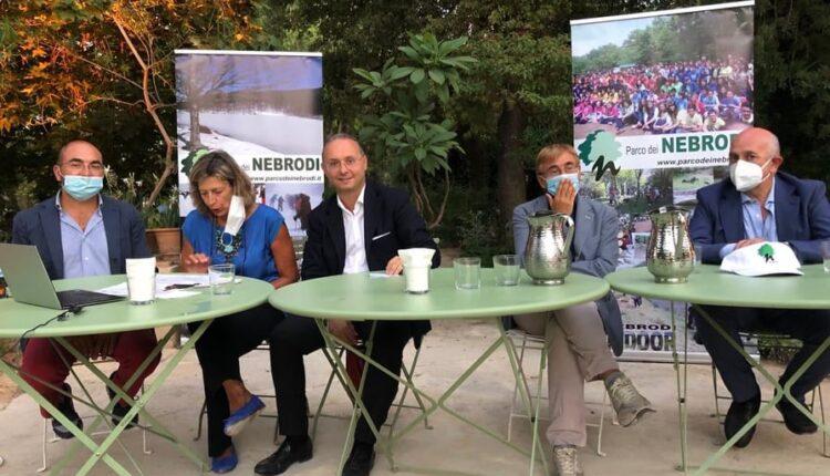 la presentazione del Premio all'Orto botanico di Palermo