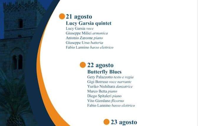 locandina Cefalù d'Autore Notti Culturai soot le stelle