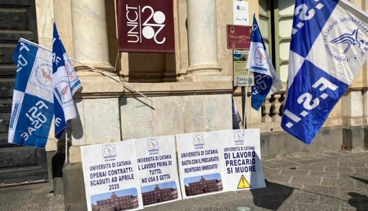 sciopero Catania
