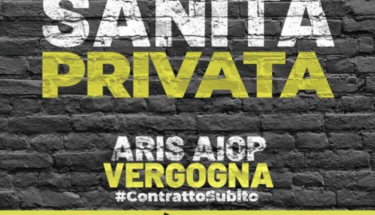 sciopero sanità privata