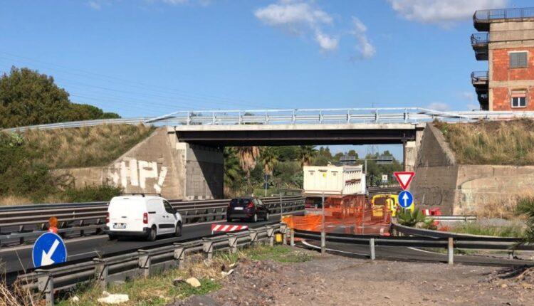 Nuovo ponte Graci Misterbianco-Motta
