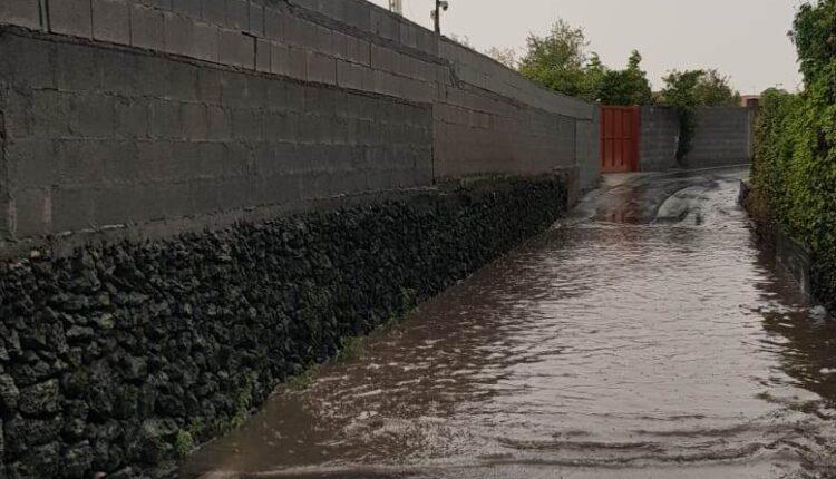 strade allagate a san giovanni galermo ogni volta che piove (1)