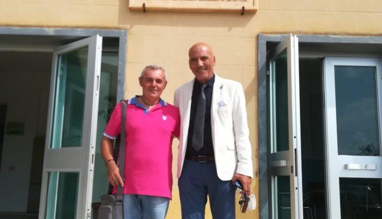 Calogero Speziale e Armando Algozzino