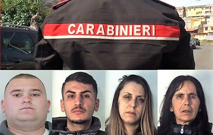 arresti via Pantelleria