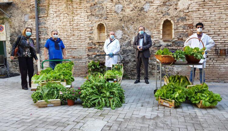istituto Francesco Redi di Paternó, Belpasso e Biancavilla- orto solidarietà (1)